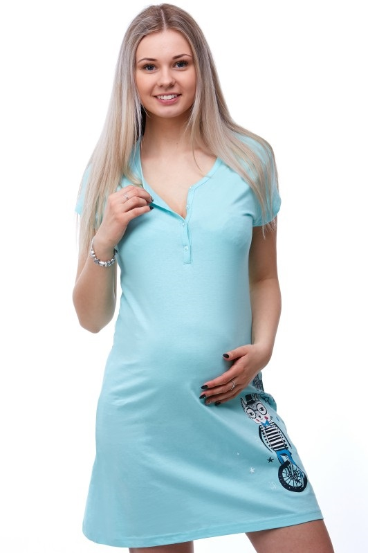 Košilka kojící do porodnice 1C1356