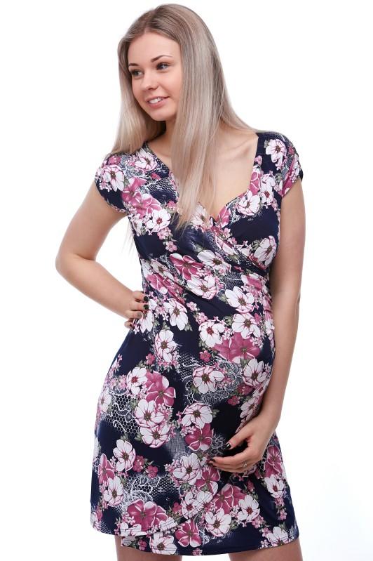 Šaty těhotenské a kojící 1S1203