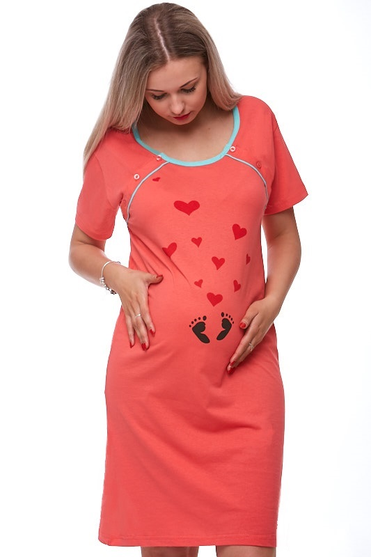 Košilka kojící do porodnice 1C1374