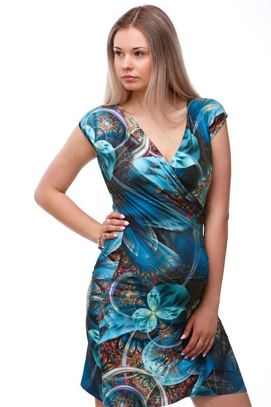 Šaty těhotenské a kojící 1S1276
