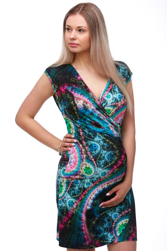Šaty těhotenské a kojící 1S1271