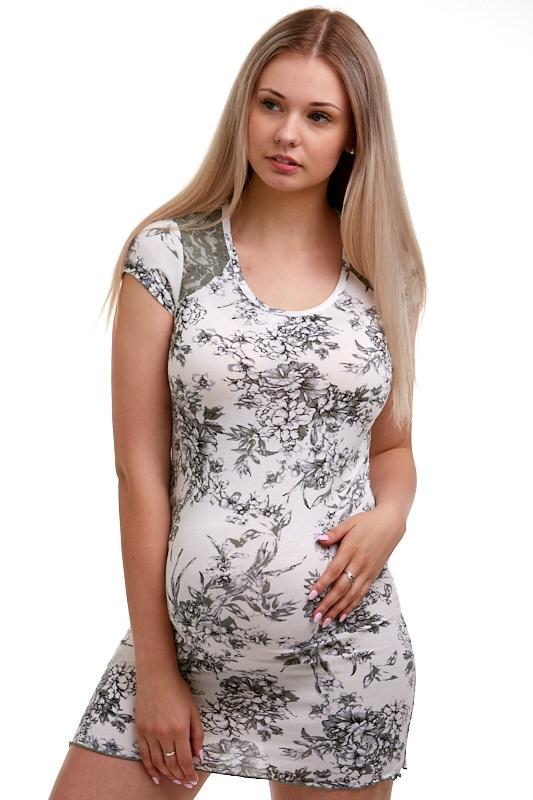 Těhotenská košilka noční 1D0618