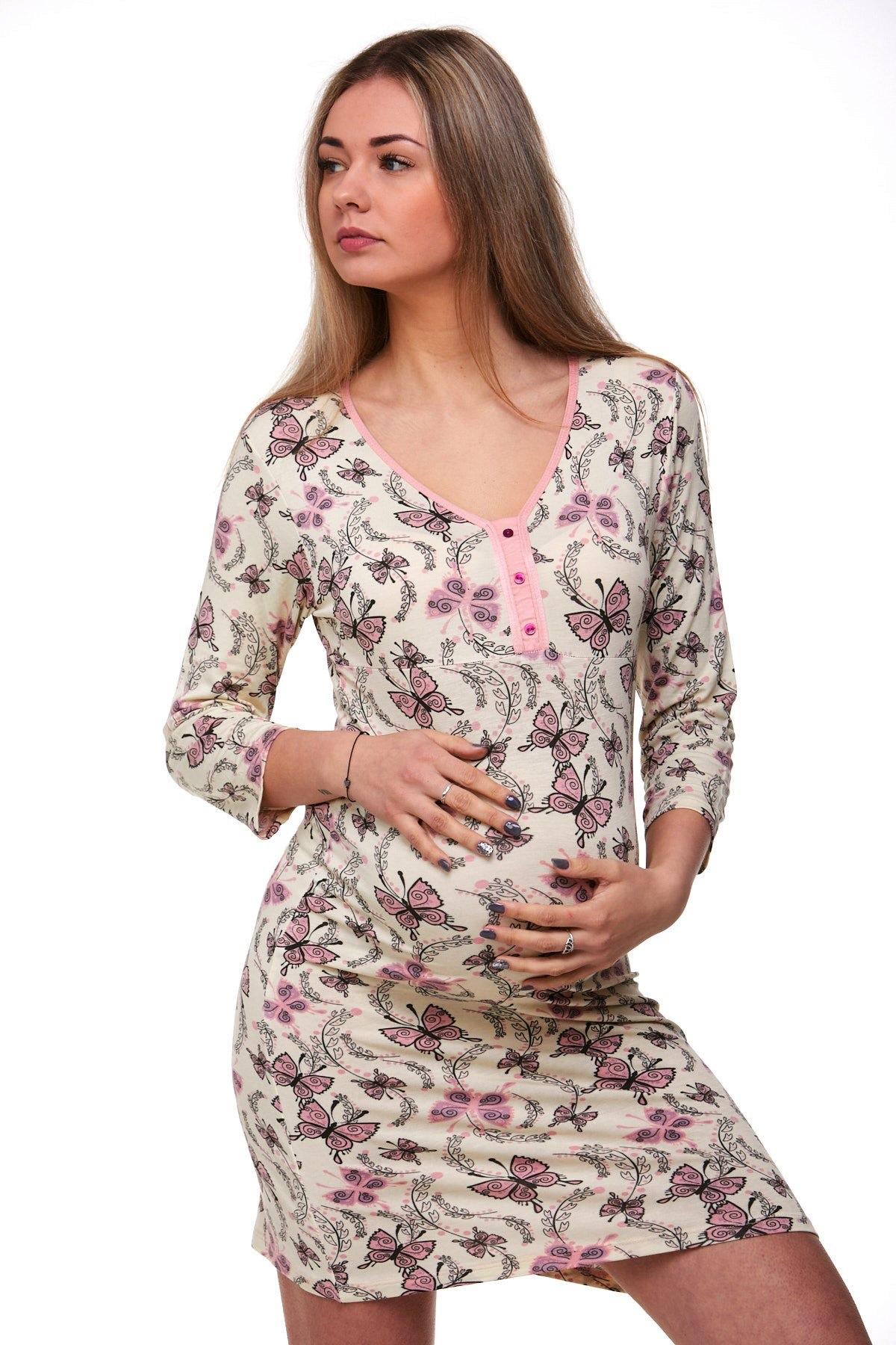 Těhotenská košilka noční 1D0615