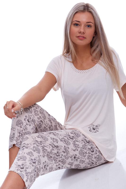 Luxusní pyžamo dámské 1D0625