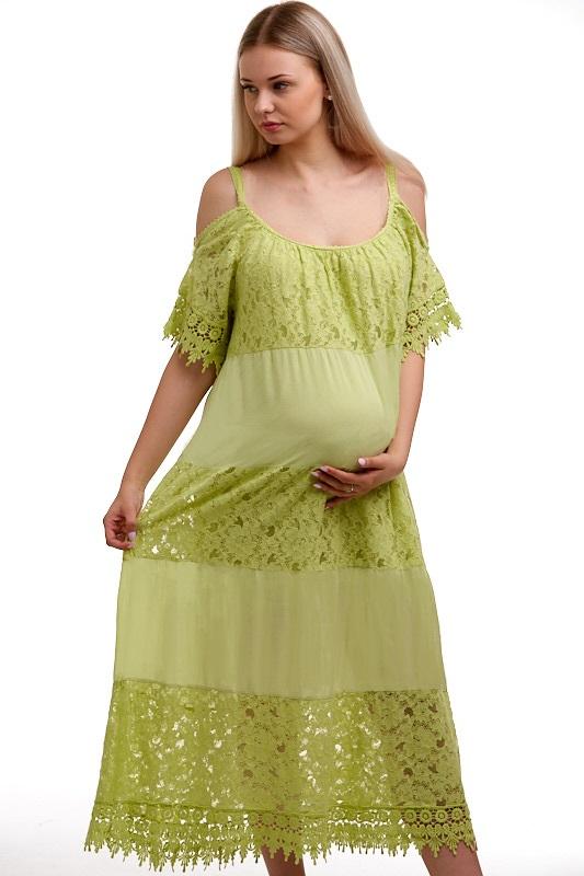 Těhotenské šaty 1A0621