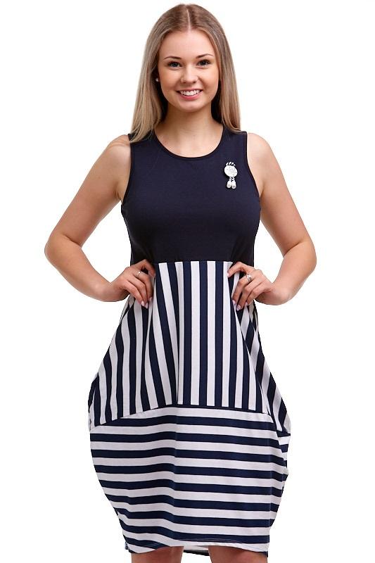 Letní šaty dámské 1A0606