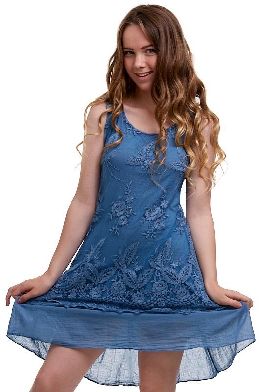 Letní šaty dámské 1A0558