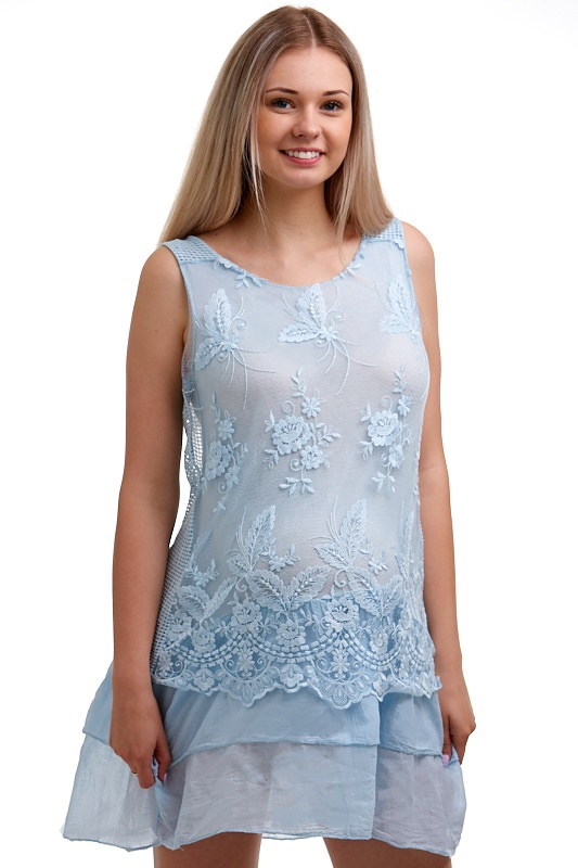 Těhotenské šaty 1A0557
