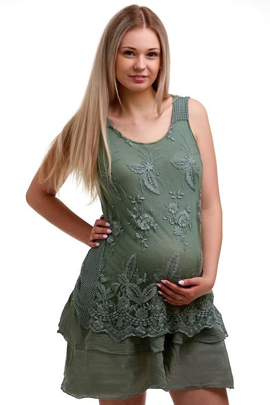 Těhotenské šaty 1A0556