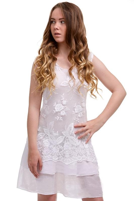 Letní šaty dámské 1A0555