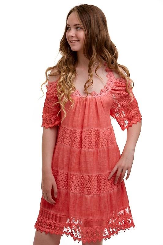 Dámské šaty Italy style 1A0564