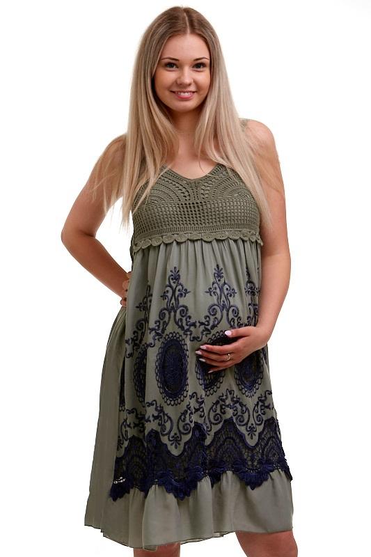 Těhotenské šaty 1A0604