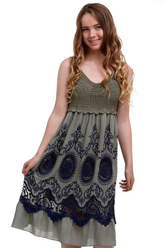 Letní šaty dámské 1A0604