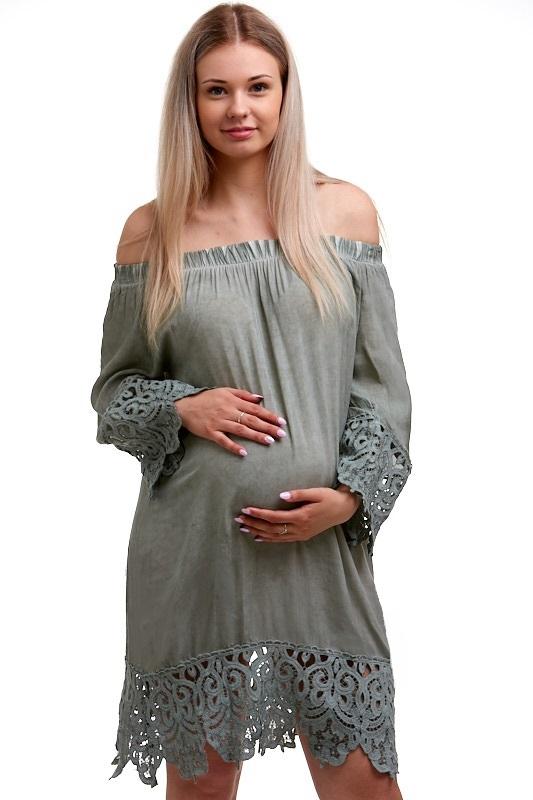 Těhotenské šaty 1A0613