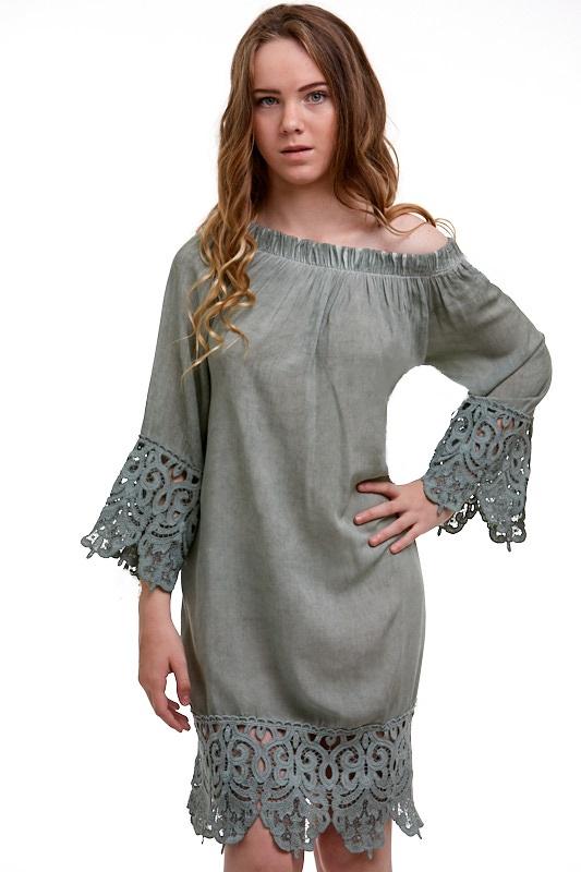 Letní šaty dámské 1A0613