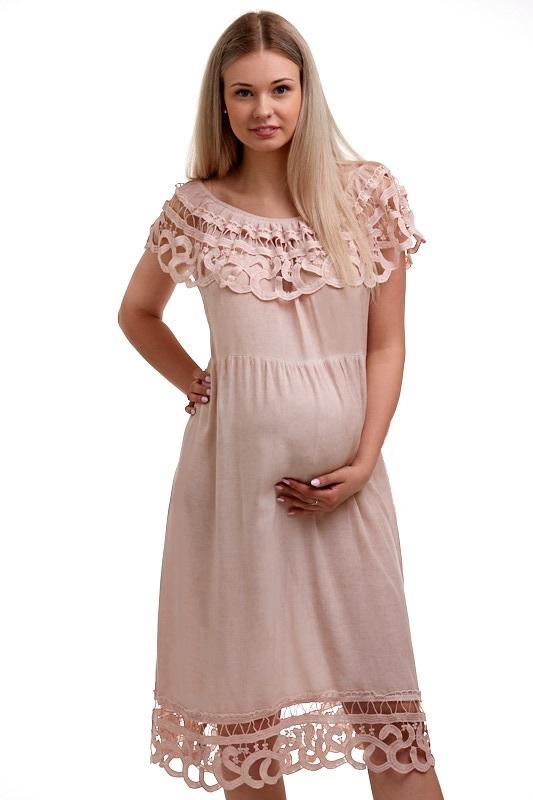 Těhotenské šaty 1A0586