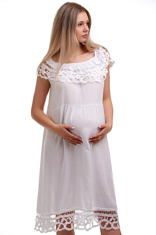 Těhotenské šaty 1A0585