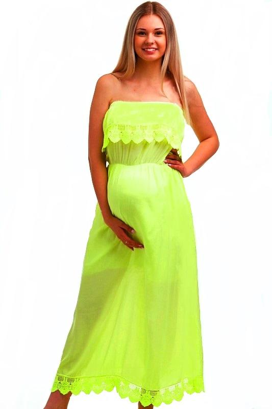 Těhotenské šaty 1A0581