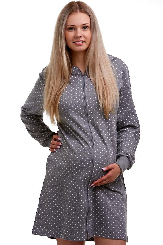 Těhotenský župan na kojení 1G0116