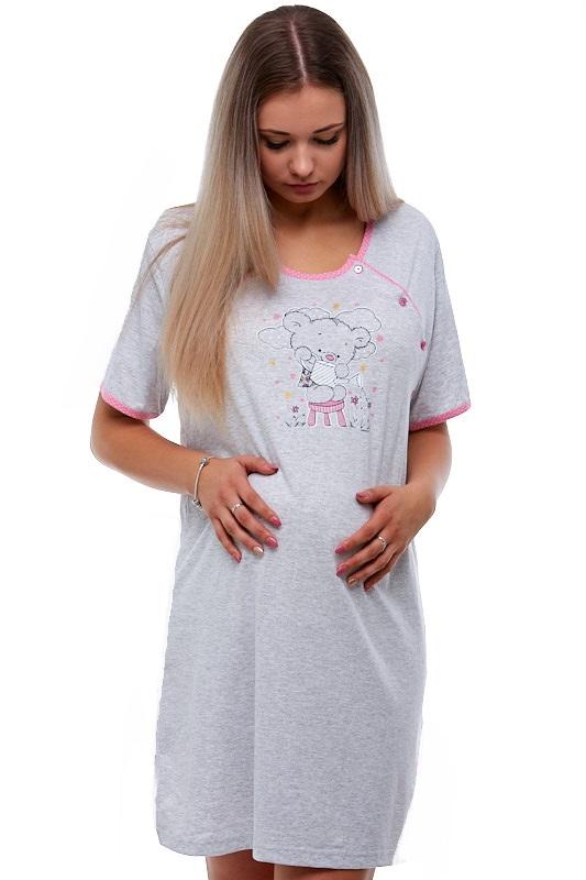 Košilka kojící do porodnice 1C1428