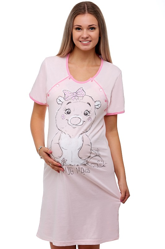 Košilka kojící do porodnice 1C1425