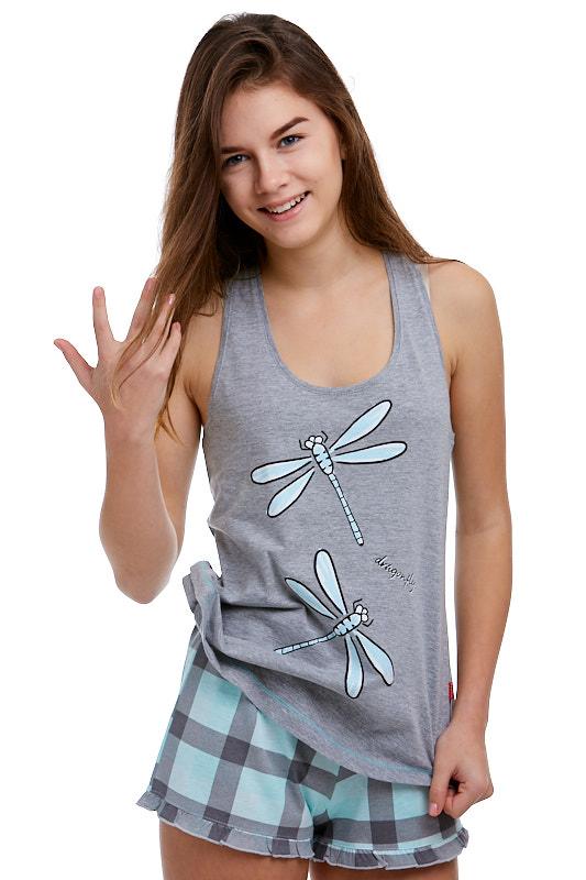 Pyžamo dámské  1B0678