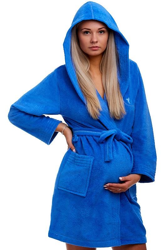 Těhotenský župan do porodnice 1W0104