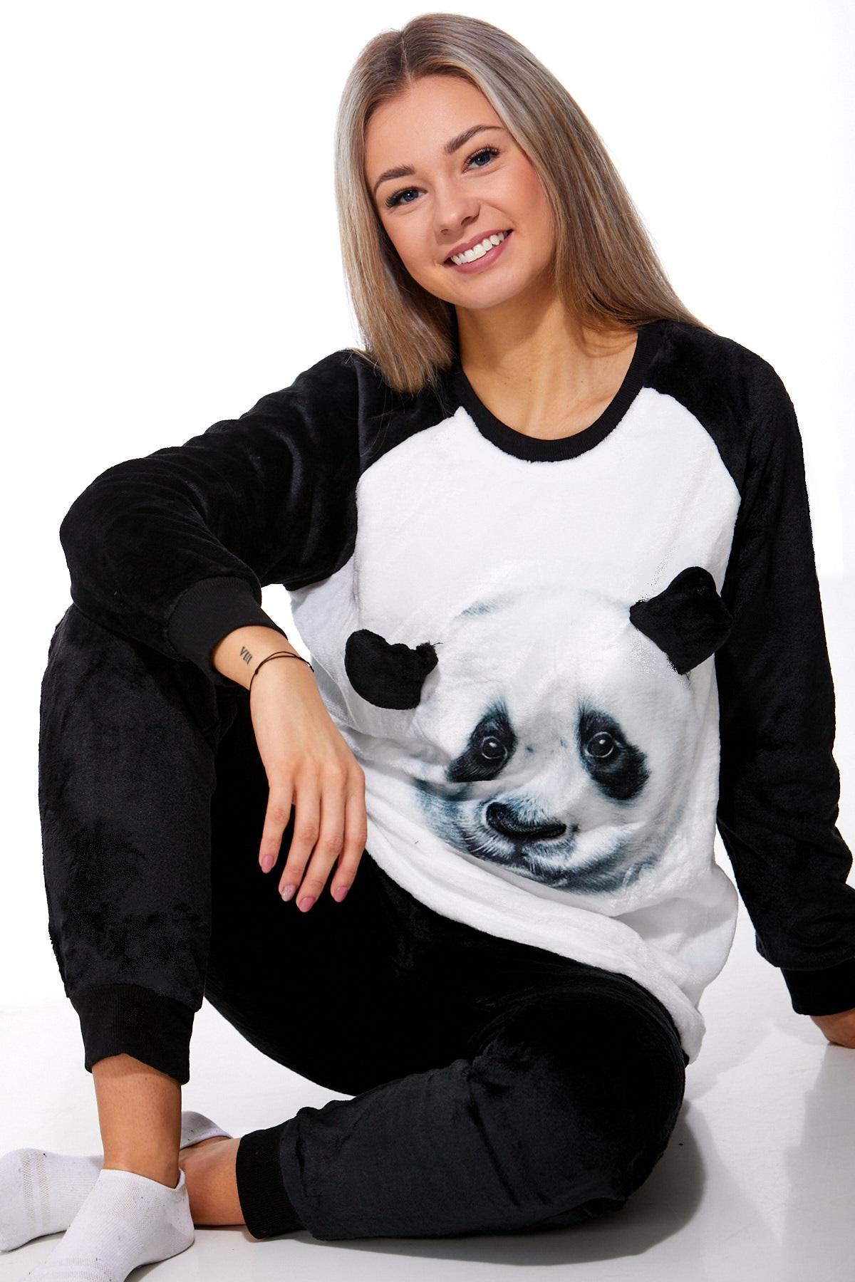 Pyžamo extra teplé pro ženy 1Z0838