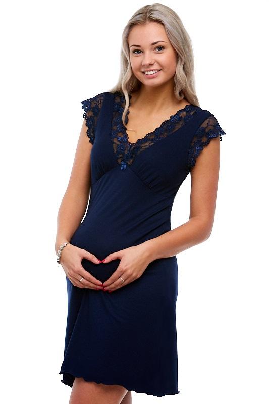 Těhotenská košilka luxusní 1E8174