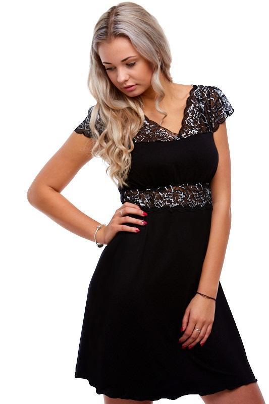 Noční košilka luxusní 1E8167