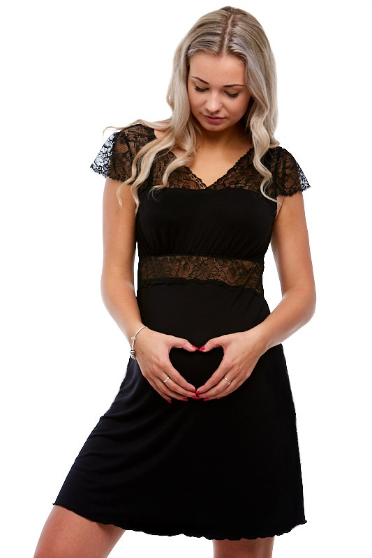Těhotenská košilka luxusní 1E8166