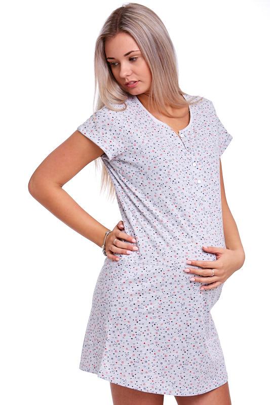 Košilka kojící do porodnice 1C1465