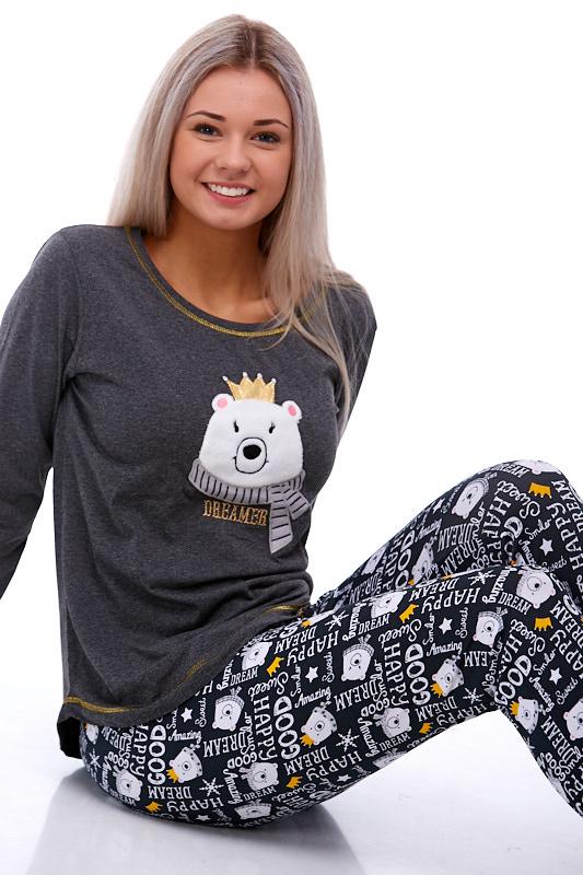 Pyžamo dámské 1B0701
