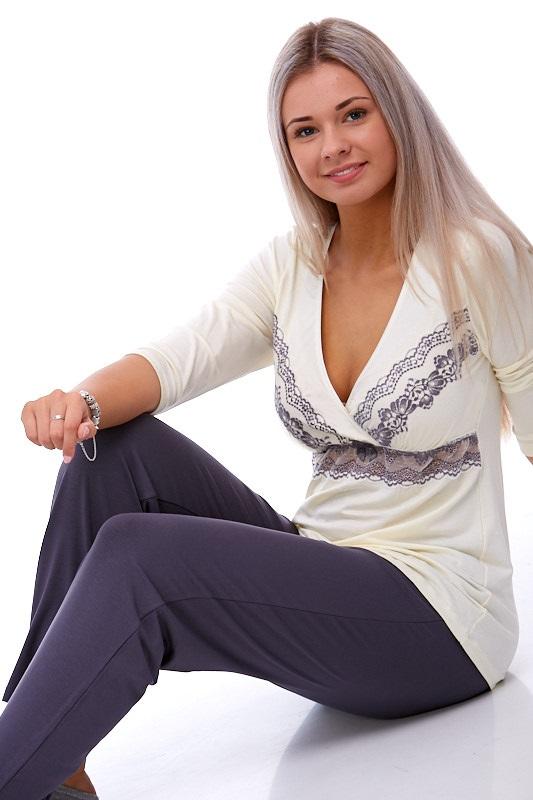Dámské pyžamo luxusní