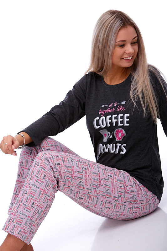 Pyžamo dámské 1B0703