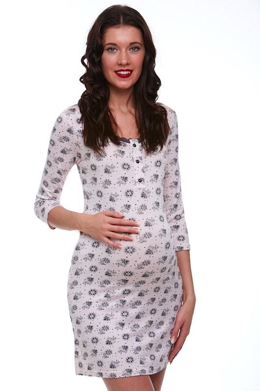 Těhotenská košilka noční 1D0630