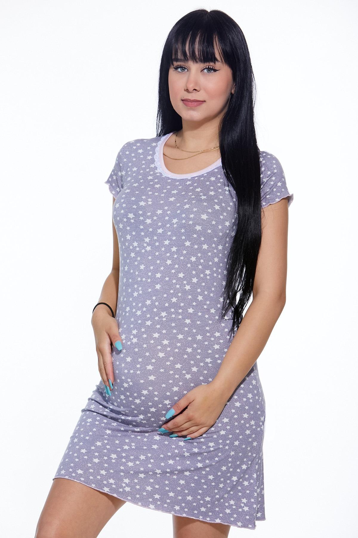 Těhotenská košilka noční 1D0665