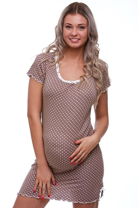 Těhotenská košilka noční 1D0653