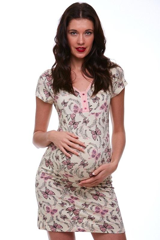 Těhotenská košilka noční 1D0650