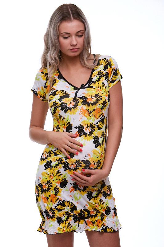Těhotenská košilka noční 1D0649