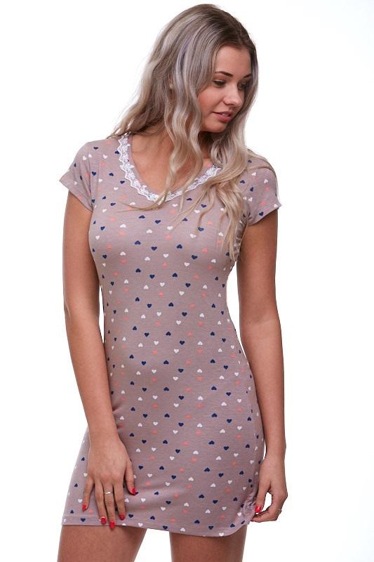 Noční košilka jemná 1D0648