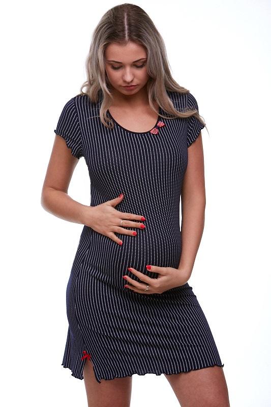 Těhotenská košilka noční 1D0646