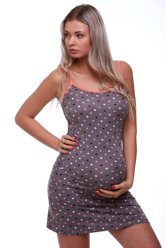 Těhotenská košilka jemná 1D0678