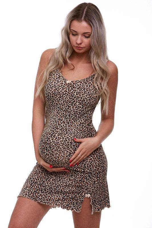 Těhotenská košilka jemná 1D0675
