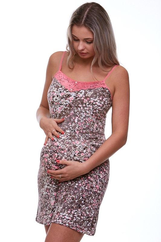 Těhotenská košilka jemná 1D0671