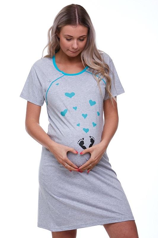 Košilka kojící do porodnice 1C1526