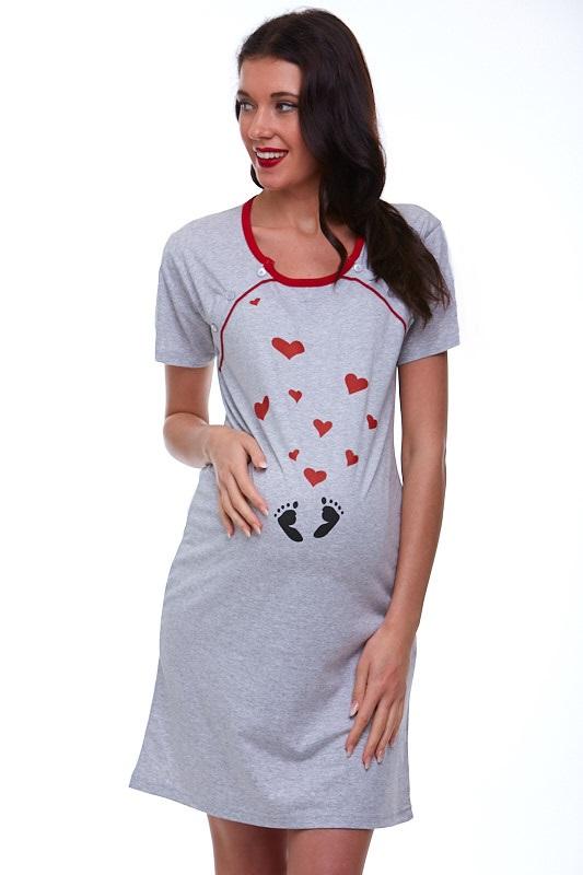 Košilka kojící do porodnice 1C1525
