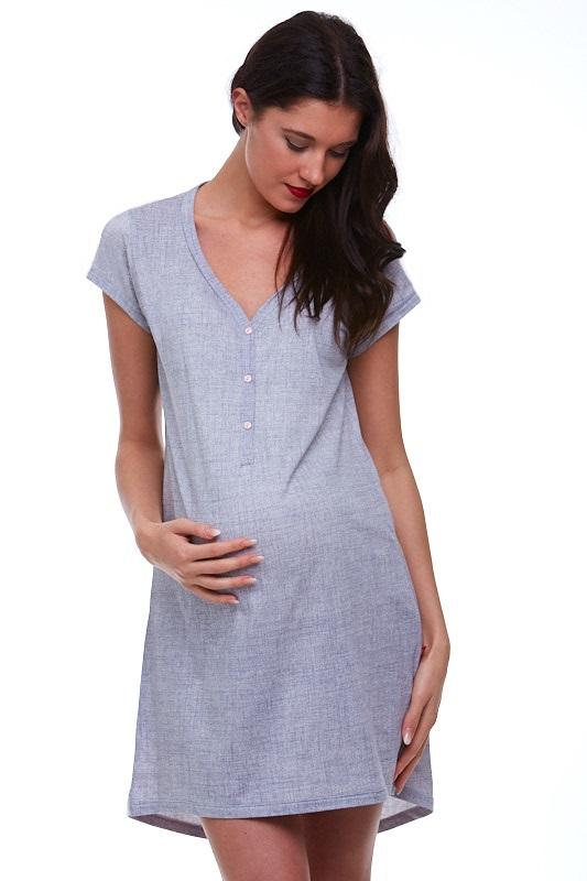 Košilka kojící do porodnice 1C1490