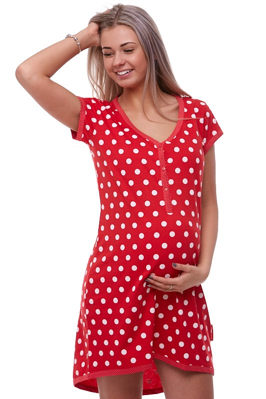 Košilka kojící do porodnice 1C1489