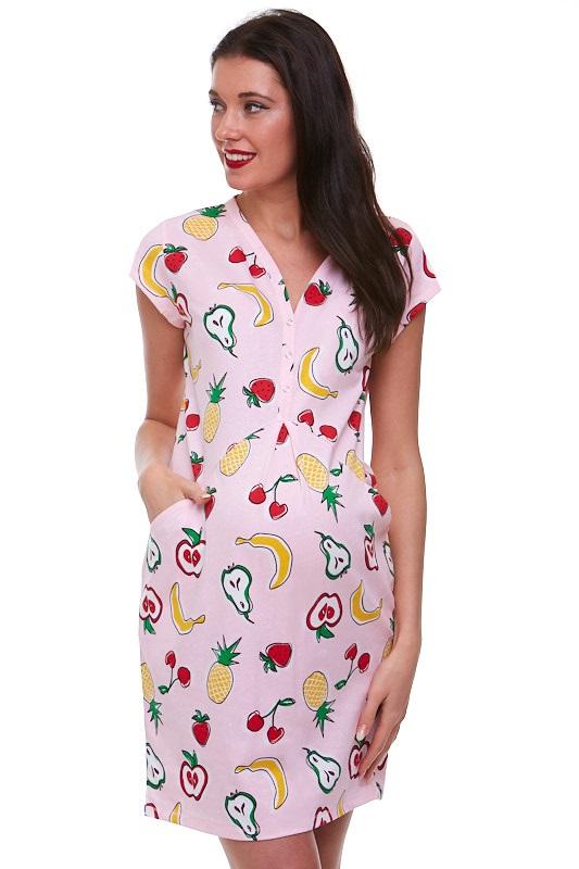 Kojící a těhotenská košilka  1C1499